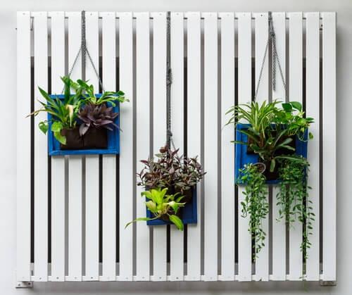 décorer les petits espaces avec un jardin