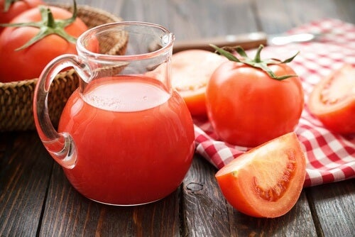 Le jus de tomate anti-cancer.