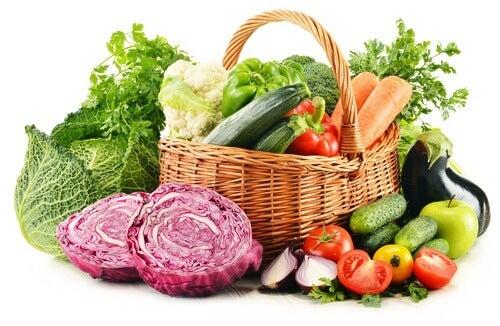 Legumes pour perdre du poids naturellement.