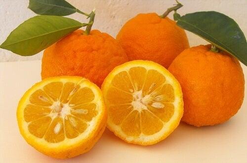 Un régime à l'orange pour mincir de manière saine