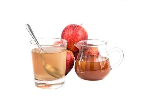 Régime de vinaigre de pommes