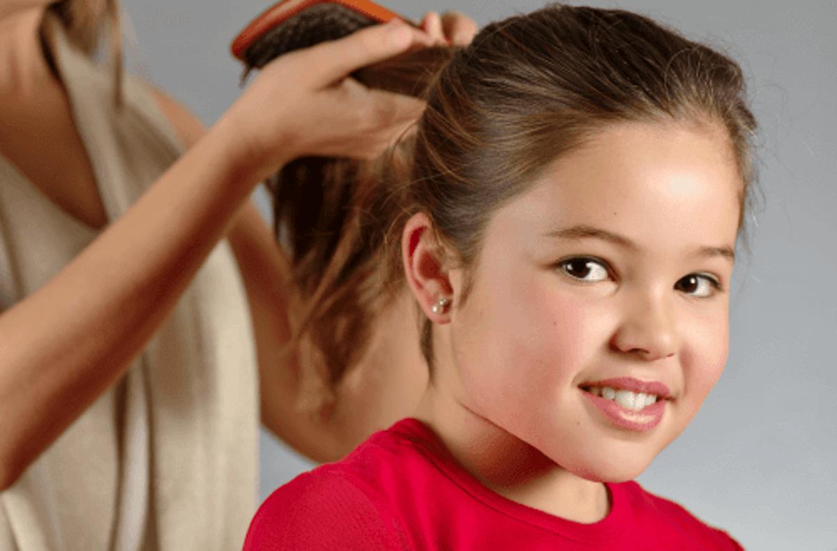 Conseils pour que les cheveux de vos enfants soient en bonne