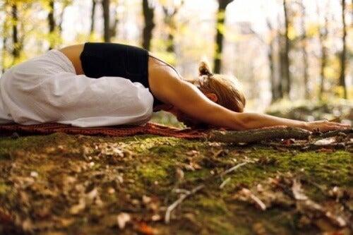 Techniques de relaxation pour la fibromyalgie.