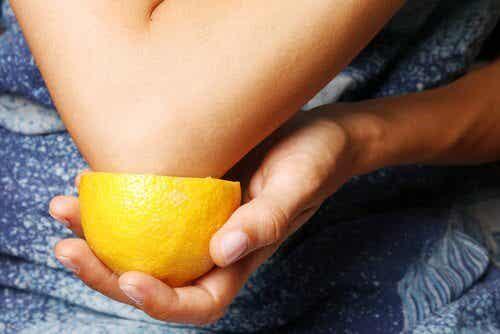 6 utilisations du citron dans des traitements de beauté