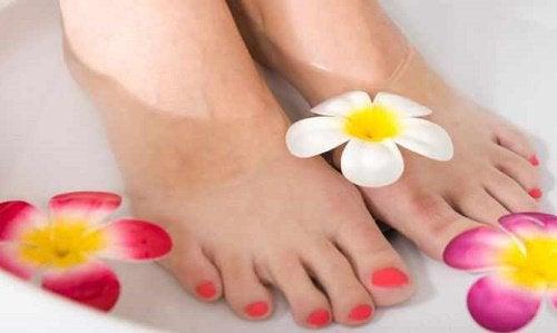Comment avoir des pieds superbes en seulement 15 minutes