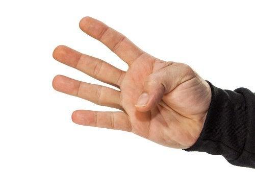 7 exercices pour soulager les douleurs d'arthrite des mains : pouce courbe