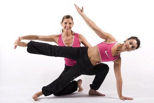 6 exercices pour affiner la taille : planche latérale
