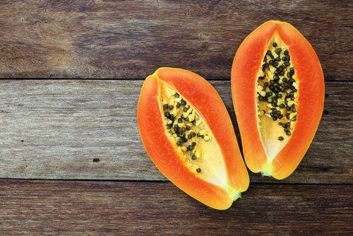 Les graines de papaye contre les parasites intestinaux