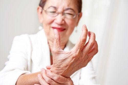 L'arthrite pendant la nuit.