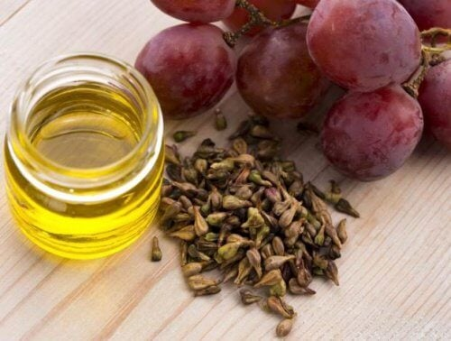 vertus des pépins de raisin : bons pour la vue