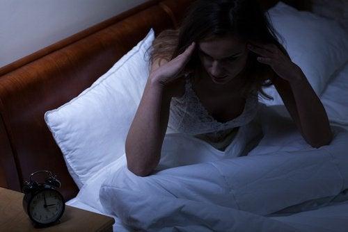 Le manque de sommeil et les faibles niveaux d'oxygène corrélés avec les signes de démence