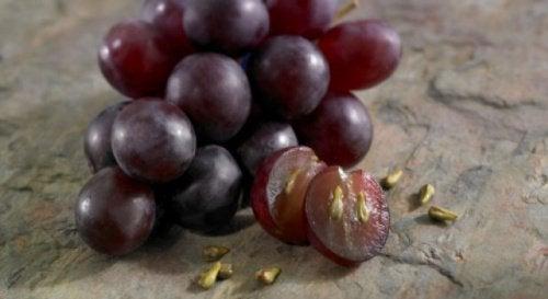 Les vertus méconnues des pépins de raisin