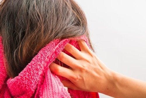 Autres conseils pour le soin de vos cheveux.