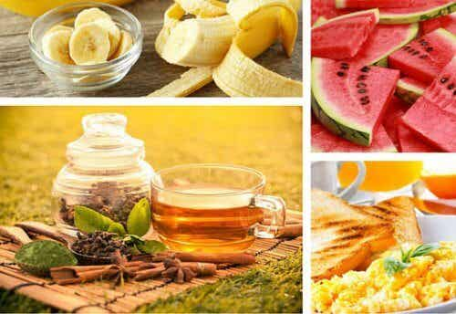 11 ingrédients pour un petit-déjeuner sain