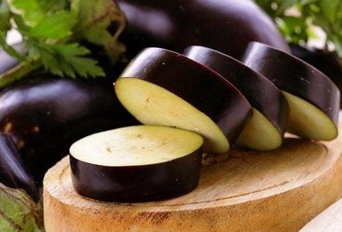 L'aubergine, idéale pour une bonne digestion !