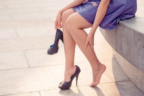 Comment éliminer les veines varices des jambes.