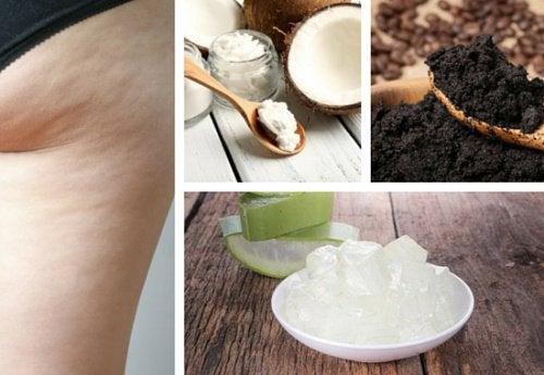 Comment préparer une crème maison pour atténuer la cellulite et raffermir la peau