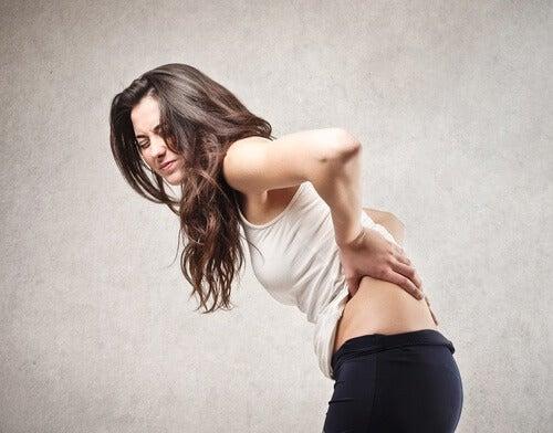 Quelle différence y-a-t-il entre une hernie discale et une douleur de dos