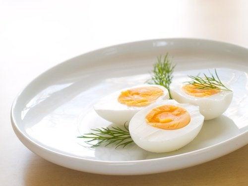 aliments que vous ne devez réchauffer : oeufs