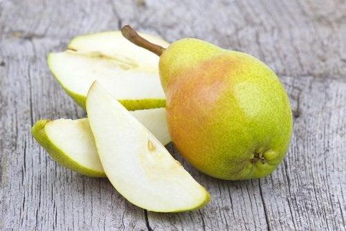Manger une poire par jour : quels bienfaits ?