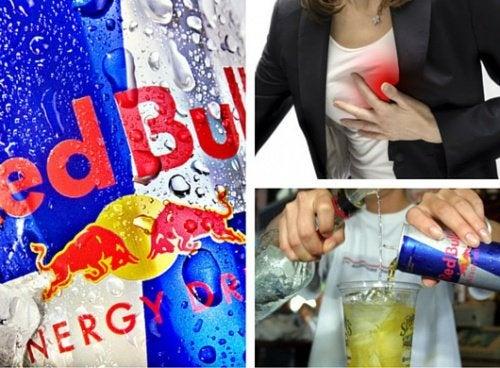 Que se passe-t-il dans votre corps quand vous buvez du RedBull ou une boisson énergisante ?