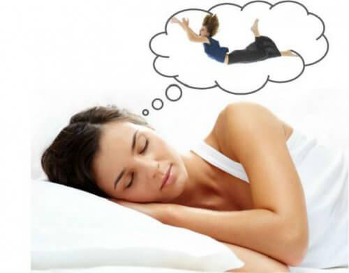 Le corps continue à fonctionner pendant le sommeil