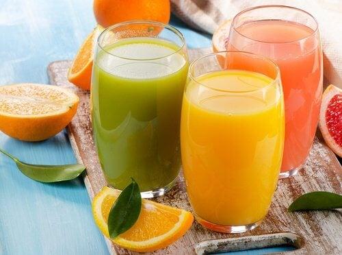 Des smoothies pour dépurer votre foie et vous aider à perdre du poids