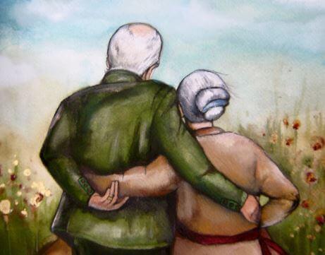 Couples se faisant des câlins