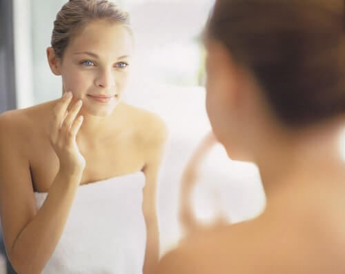 Une peau saine grâce au savon a l'aloe vera