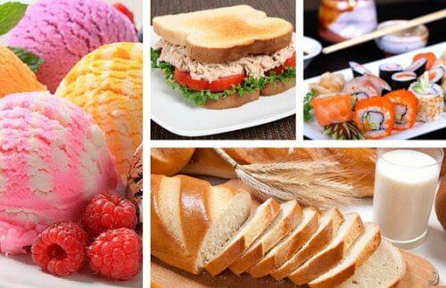 7 aliments qui font autant grossir que la nourriture