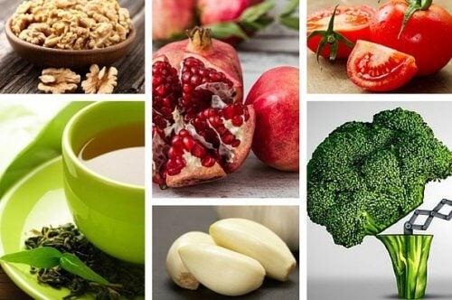 9 aliments qui vous aident à éloigner le cancer