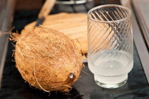 Découvrez ce qui se passe dans votre corps quand vous buvez de l'eau de coco