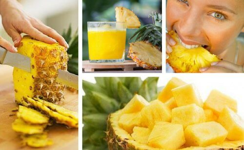 Voici un régime de désintoxication à l'ananas