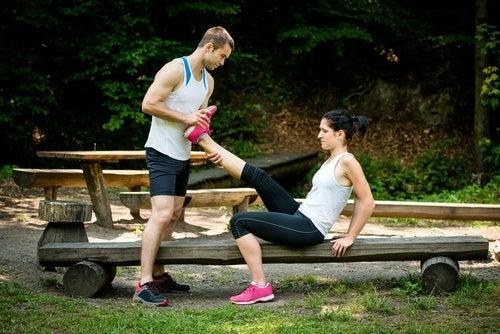comment lutter contre les crampes musculaires