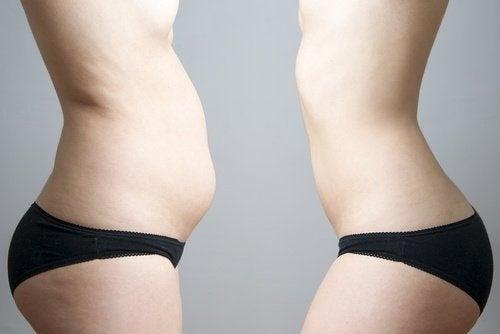 réduire la graisse abdominale