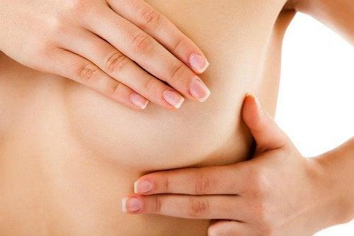 inflammation des seins
