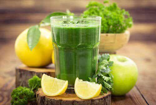 5 boissons minceur poir être en bonne sant