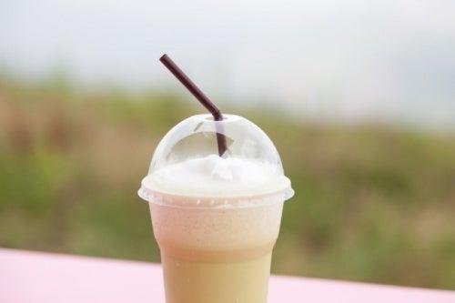 photo d'un des smoothies riches en protéines pour le petit-déjeuner