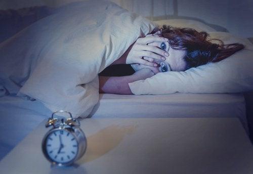 Voici les conséquences du manque de sommeil (moins de 8 heures par nuit)