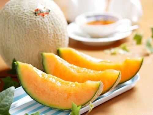 5 raisons de manger davantage de melon
