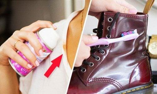 11 astuces pour conserver plus longtemps vos vêtements et vos chaussures
