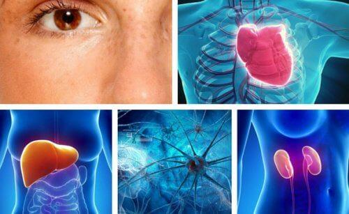 Les 10 parties du corps qui sont affectées par le stress