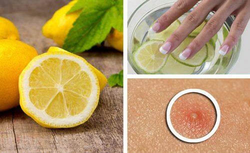 6 manières d'utiliser du citron dans vos programmes de beauté