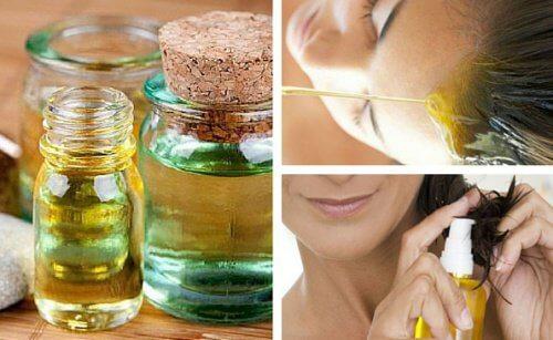 Vous voulez stimuler la pousse de vos cheveux? Essayez ces 7 huiles naturelles