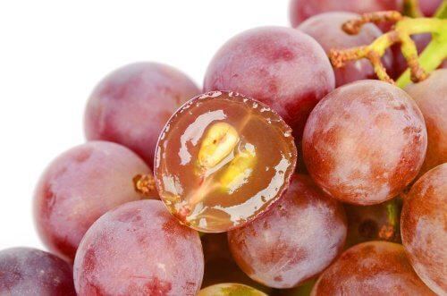 7 bonnes raisons de manger des pépins de raisin