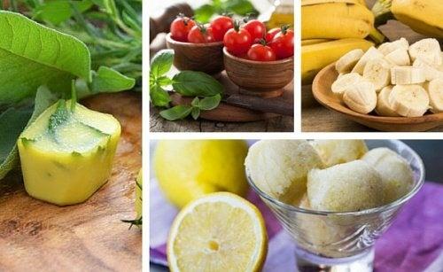 8 idées intéressantes pour ne pas gaspiller les fruits et les légumes