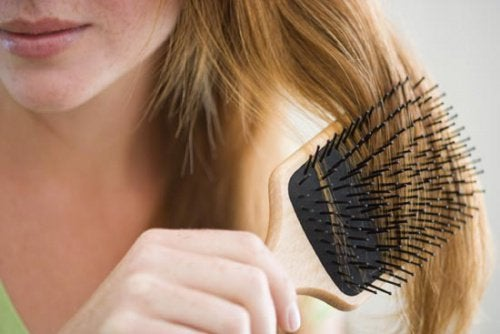 Régénérer les cheveux.
