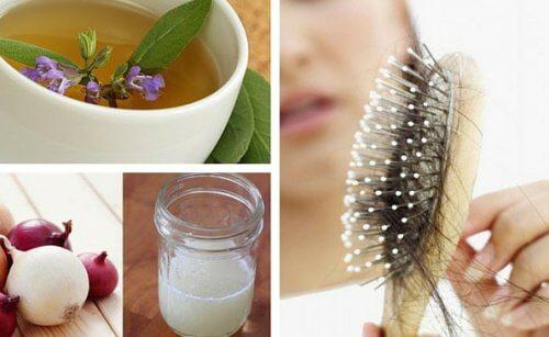 Les 5 meilleurs remèdes maison pour contrôler la chute des cheveux