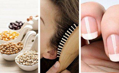 Les 9 meilleurs aliments pour la santé des cheveux et des ongles