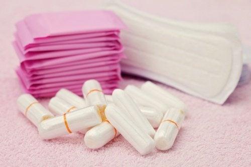 Attention ! 85% des tampons et des produits d'hygiène féminine seraient fabriqués avec du glyphosate